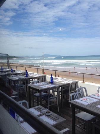 la tantina de la playa - picture of la tantina de la playa, bidart