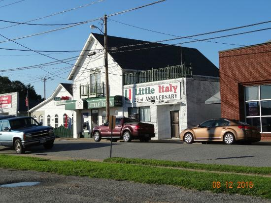 Nassawadox (VA) United States  city pictures gallery : ... Picture of Little Italy Restaurant, Nassawadox TripAdvisor