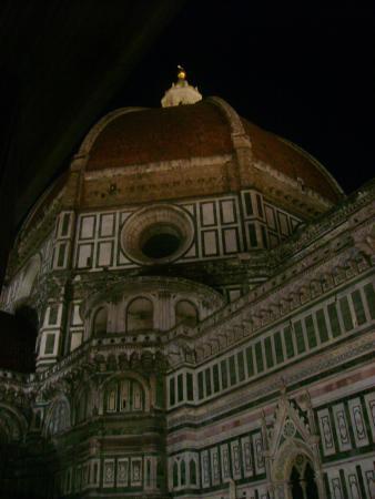 Hotel Duomo Firenze: Vista do quarto