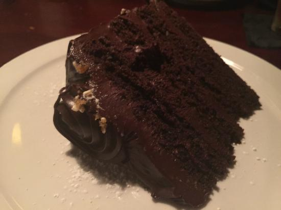 The Diner at Sugar Hill: Chocolate cake