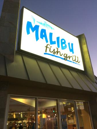Malibu Fish Grill Redondo Beach Ca