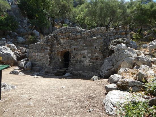 Ubrique, Espanha: Mausoleo