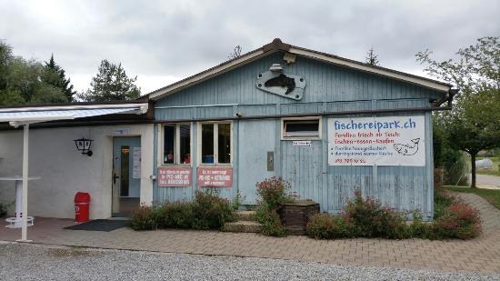 Fischereipark Worben