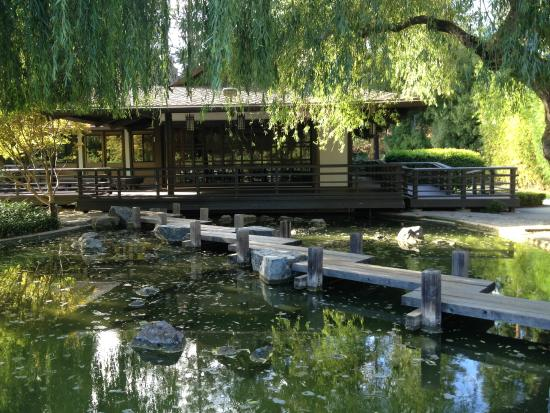 Japanese Friendship Garden: Tea House