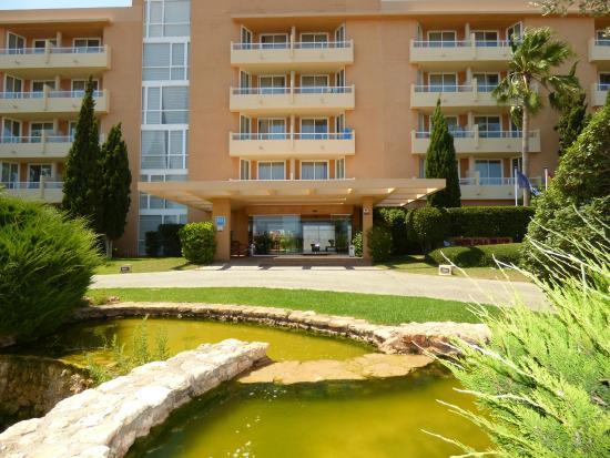 Garbi Cala Millor: Entrada do hotel