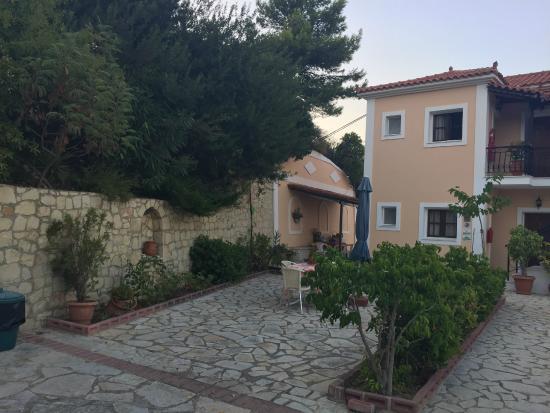 Villa Contessa: Aussenansicht