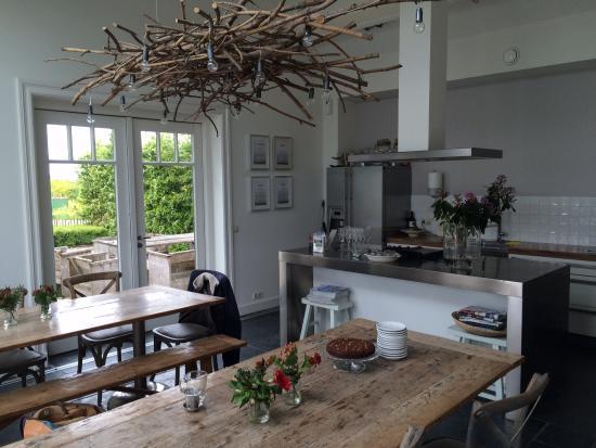 Villa Oldenhoff: Gezellig in de boerenkeuken
