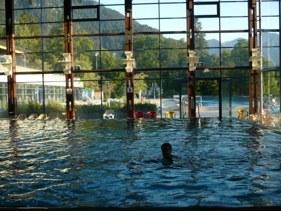 Wellenberg : Indoor swiming pool
