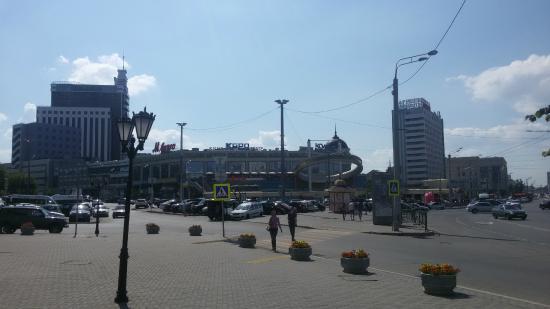 70fa9c0563f5 Внутри - Изображение Торговый центр Кольцо, Казань - TripAdvisor
