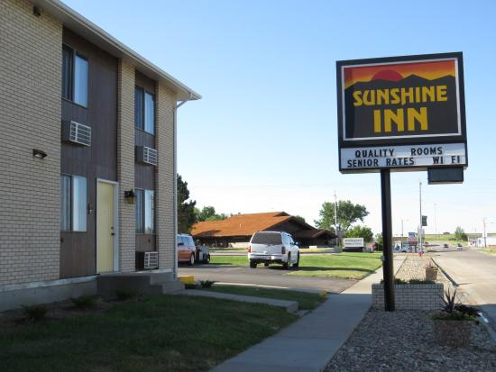 sunshine inn motel