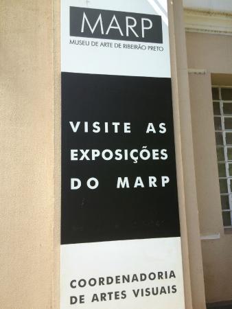 Museu de Arte De Ribeirao Preto: arat