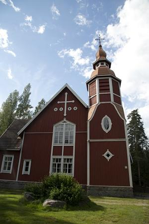 Virrat, Φινλανδία: Killinkoski Church