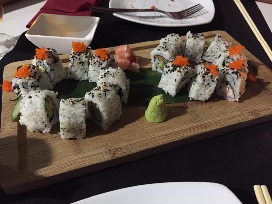 Restaurante sushi tapas santa pola en santa pola - Sushi puerto santa maria ...