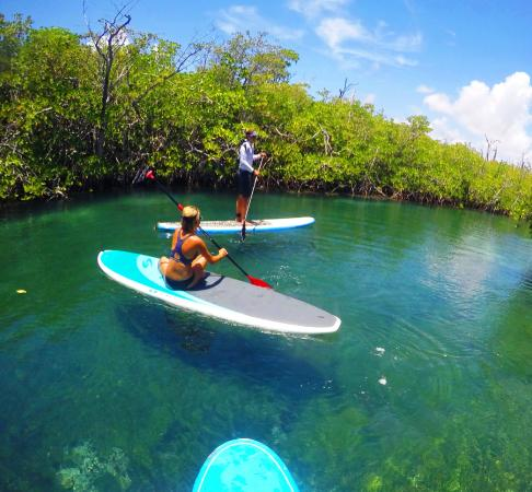 360 Surf School: Take a break on the 'LAZY RIVER'