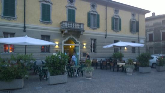 Palazzo Quaranta Hotel Ristorante: L'ingresso