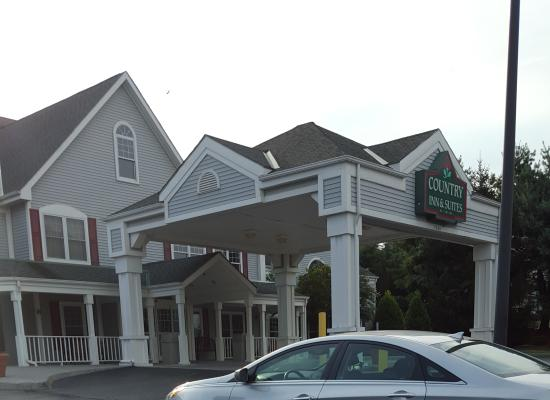 Country Inn & Suites By Carlson, Roanoke: outside