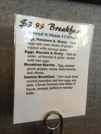 Gilman, IL: Great breakfast options