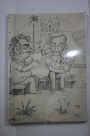 Funda o casa de jorge amado picture of fundacao casa de - Amado salvador ...