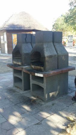 Camping Domaine des Iscles : Infrastructures  de m....