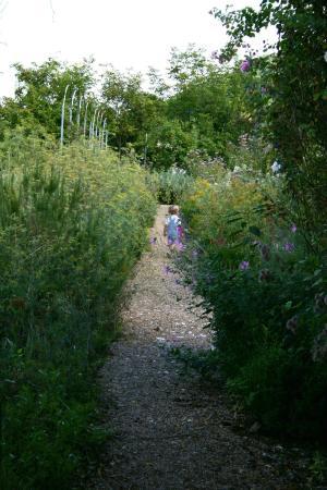 Huismes, Frankreich: The Garden