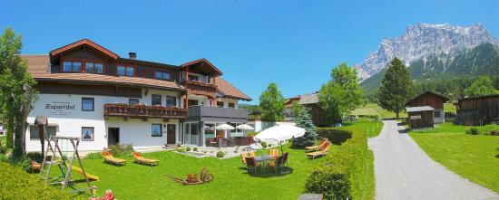 Appartement Zugspitzhof
