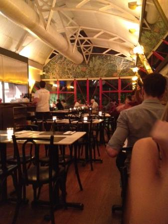 Ritz : Restaurante