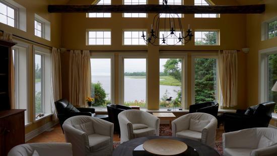 Shemogue, Kanada: Living Room