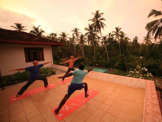 Sakura Villa : Yoga