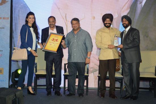 Savoy Suites Manesar: Award