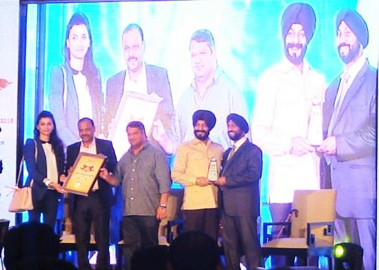 Savoy Suites Manesar: Award ceremony