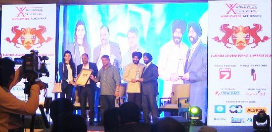 Savoy Suites Manesar: award