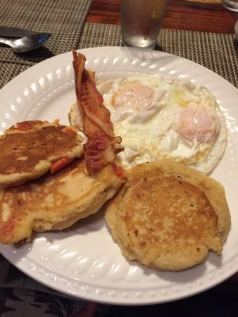 Casita Margarita: Breakfast option 5