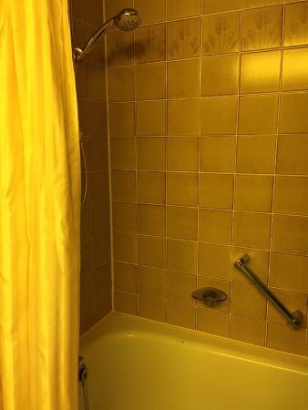 Moderne dusche mit duschvorhang  Dusche mit Duschvorhang - Bild von Maritim Hotel Würzburg, Würzburg ...