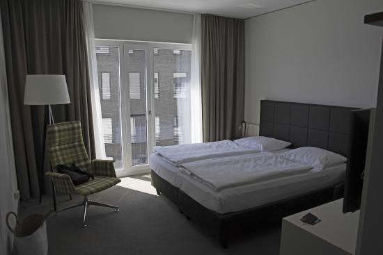 47°: Deluxe Zimmer - hochwertig, schlicht, stilvoll