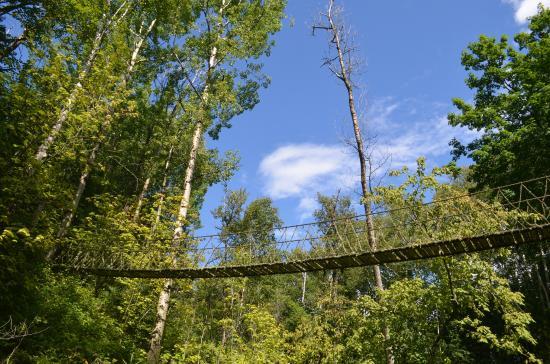 Jardin des quatre vents photo de auberge la chatelaine for Jardin 4 vents charlevoix