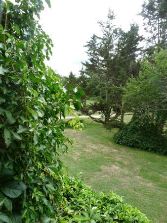 St.-Julien-de-Crempse, Francia: Jardin