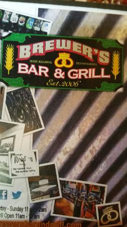 Brewer's Bar and Grill