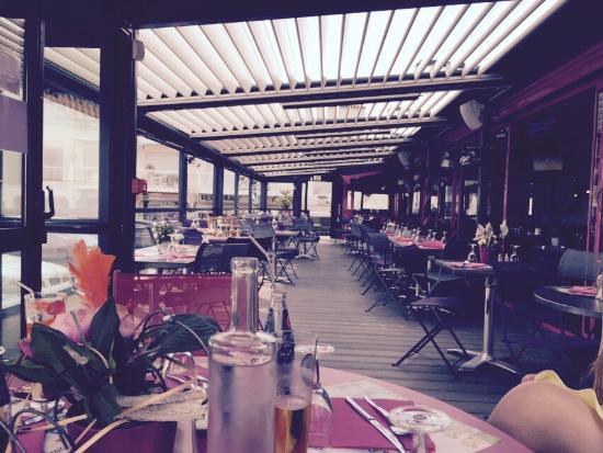 Picture of restaurant la coquille jard sur for Jard sur mer restaurant