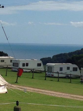 Coombe View Farm Caravan and Camping