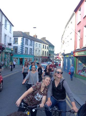 คิลเคนนี, ไอร์แลนด์: Summer 15