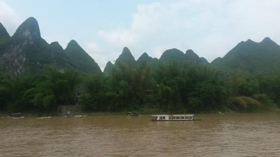 Guangxi Guilin Forest Park: Paisagens