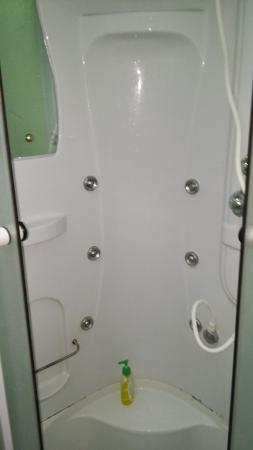 Новоспасское, Россия: Ванная комната