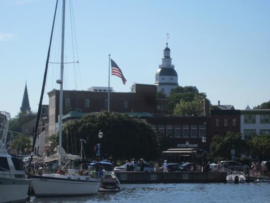 Annapolis Capitol Tours