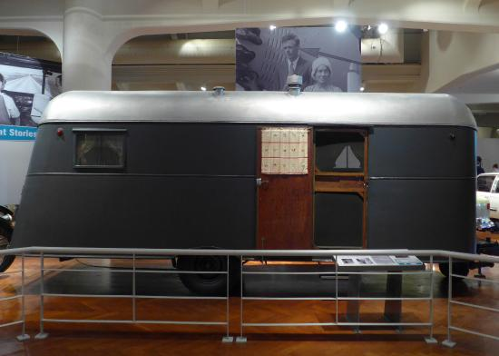 henry ford museum charles lindbergh 39 s travel trailer. Black Bedroom Furniture Sets. Home Design Ideas