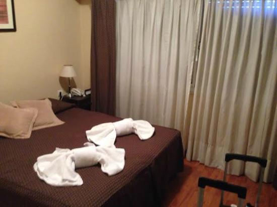 Viasui Hotel: Quarto