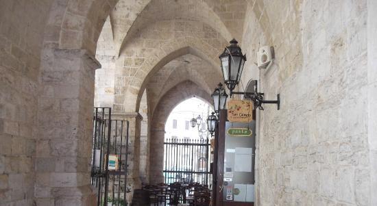 San Giorgio al Pomodorino : extérieur du resto