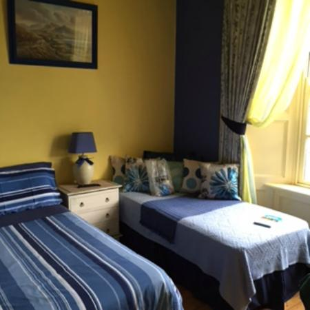The Boulevard Guesthouse : The Blue Room