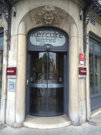 Mercure Lyon Centre Brotteaux : photo0.jpg