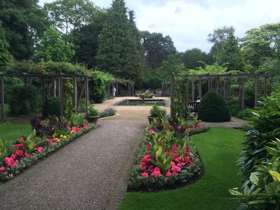 Henrietta Park: Le jardin aux odeurs