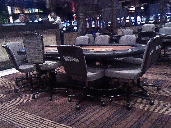 Poker palace las vegas menu